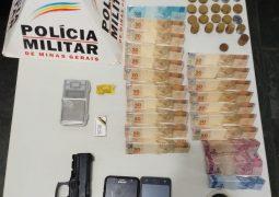 Luta contra o tráfico: Em dois dias, PM consegue apreender grande quantidade de drogas em São Gotardo