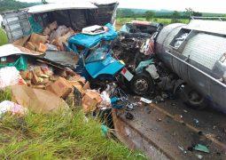 Com morte de motoristas em mais um acidente, BR-354 registra cinco mortes neste final de semana