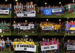 Com homenagem a Brumadinho, abertura da 5ª Copa de Futebol do Alto Paranaíba é realizada em São Gotardo