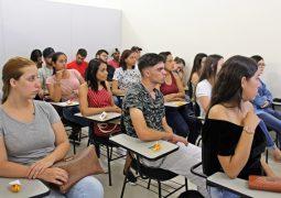 Uninter inicia ano de 2019 com dezenas de novos alunos em São Gotardo