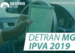 IPVA 2019 em Minas Gerais: prazo para pagamento começa a vencer nesta segunda-feira
