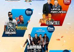 Prefeitura de Rio Paranaíba divulga programação do CarnaRio 2019