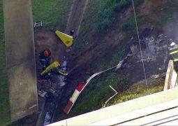 Jornalista Ricardo Boechat morre em acidente de helicóptero em São Paulo