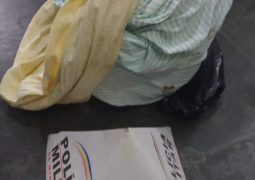 Homem com passagens pela PM comete furto de botijão de gás e é preso novamente em São Gotardo