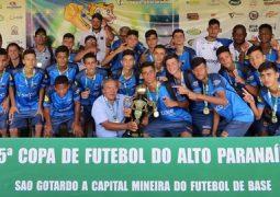 Balanço final: Copa de Futebol do Alto Paranaíba promove competitividade e compaixão a nível nacional