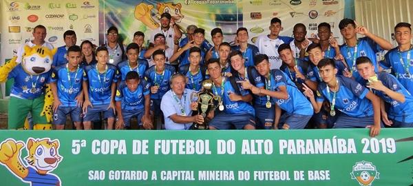 Foto Capa: Equipe Organizadora da 5ª Copa de Futebol do Alto Paranaíba
