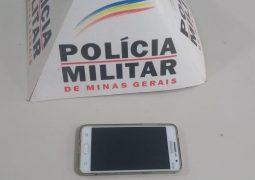 Polícia Milita recupera celular furtado em São Gotardo