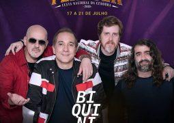 Sexta-Feira: Banda Biquíni Cavadão é a quinta atração confirmada para a Fenacen 2019