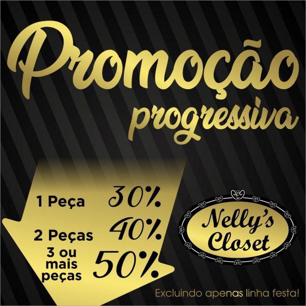Foto Capa: Loja Nelly's Closet/São Gotardo