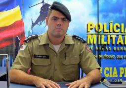 Portal SG AGORA entrevista o novo comandante da Polícia Militar de São Gotardo