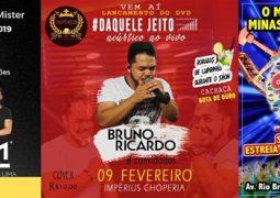 Agenda Cultural: Confira todas as atrações deste final de semana em São Gotardo