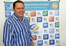 Em entrevista, Reitor do CESG comenta como a faculdade de São Gotardo ficou entre as 50 melhores do Brasil