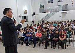 Com objetivo de dar boas vindas aos alunos, Aula MAGNA é realizada no Centro de Ensino Superior de São Gotardo