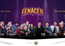 Com show de Gino e Geno no domingo, Fenacen 2019 terá a maior grade de atrações de sua história
