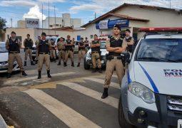 Resumo parcial contra o crime em Fevereiro: PM prende 08 pessoas e apreende 03 menores em São Gotardo
