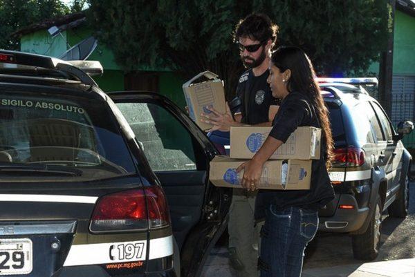 Foto Capa: Polícia Civil/Divulgação