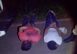 Condutor embriagado fura bloqueio policial na MG-235 em São Gotardo, mas acaba preso após intensa perseguição