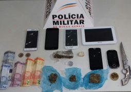 Muitas drogas apreendidas: Confira as principais ocorrências de Tráfico de Drogas em São Gotardo neste início de Março