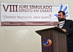 """Com o tema """"Direitos Humanos, para quem?"""", CESG realiza VIII Júri Simulado – Direito em Debate"""