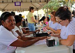 Em comemoração ao Dia Internacional da Mulher, evento social e gratuito é realizado em São Gotardo