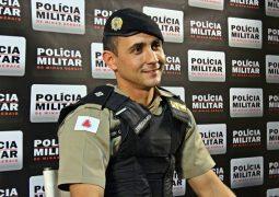 Polícia Militar realiza coletiva de imprensa para falar sobre o crime de poluição sonora em São Gotardo
