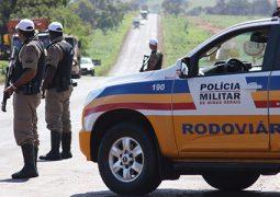 Operação Carnaval: Polícia Militar Rodoviária prende foragido da Justiça na MG-235 em São Gotardo