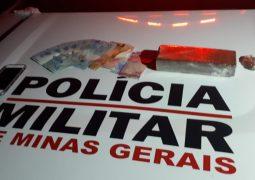 PM prende dois jovens com drogas na BR-365 em caminhonete com placas de São Gotardo