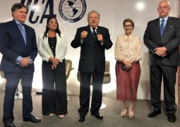 Alysson Paolinelli, diretor da Verde Fertilizantes, recebe título de novo Embaixador da Boa Vontade do IICA
