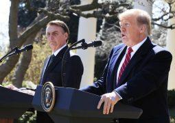 Será? Trump promete facilitar entrada de brasileiros nos EUA