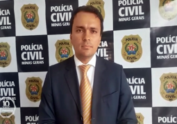 """""""Doa a quem doer"""": Delegado diz que vai descobrir a verdade sobre a morte da dentista Roberta em Patos de Minas"""