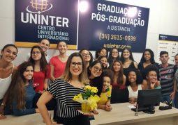 Time de Handebol Feminino de São Gotardo participa de palestra sobre alimentação saudável