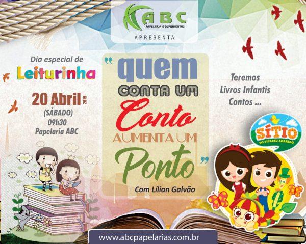 Foto Capa: Divulgação/Papelaria ABC