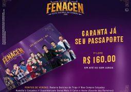 Vendas do 1º lote de Passaportes para a Fenacen 2019 se encerram em Abril