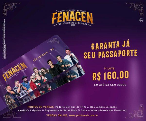 Foto Capa: Divulgação/Facebook/Fenacen 2019