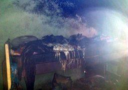 PM natural de São Gotardo participa de resgate em incêndio na cidade de Belo Horizonte