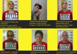 PM divulga lista dos criminosos mais procurados pela Justiça em Patos de Minas e região