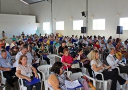 II Conferência Municipal dos Diretos do Idoso é realizada em São Gotardo