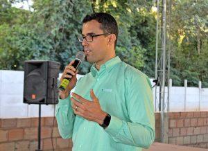 Cristiano Veloso (Foto: SG AGORA)