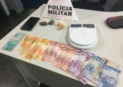 Homens são presos suspeitos de Tráfico de Drogas em São Gotardo