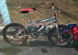 Criança de 11 anos de idade participa de furto de bicicletas em São Gotardo