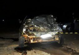 Triste semana: Colisão entre veículo e caminhão na MG-235 em São Gotardo faz mais uma vítima fatal