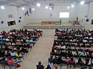 Congresso recebeu excelente público (FOTO: SG AGORA)