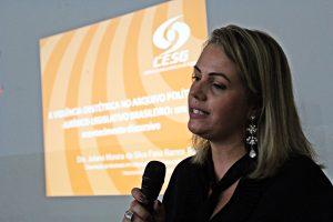 Café Filosófico contou com palestra sobre a violência obstetra (Foto: SG AGORA)