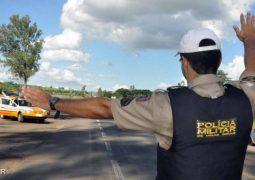 Homem foragido da Justiça é preso durante operação policial na MG-235 em São Gotardo