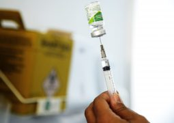 Apenas 56% do público-alvo já tomou a vacina da gripe este ano