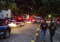 Operação 'Cronos II': Polícia Civil cumpre mandados de prisão em São Gotardo