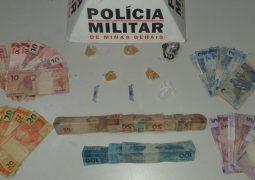 Jovens são presos suspeitos de tráfico de drogas em São Gotardo