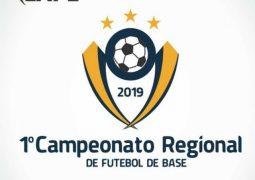 1º Campeonato Regional de Futebol de Base 2019 realiza neste sábado o sorteio de um Play Station 4