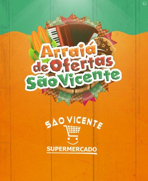 Foto Capa: Reprodução/Supermercado São Vicente/Agência b.storm