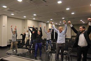 Treinamento mudará a vida dos participantes! (Foto: SG AGORA)